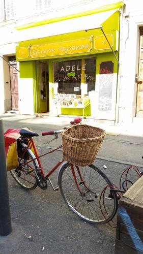 La cigale et la sardine : Apartment near Marseille 4e Arrondissement