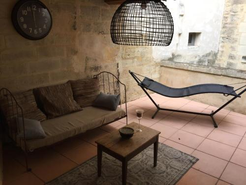 apparterrasse : Apartment near Arpaillargues-et-Aureillac
