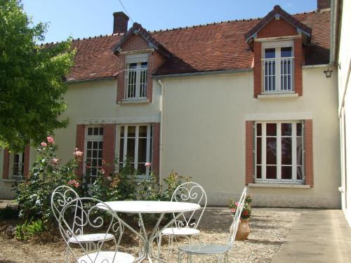 Le Nid des Tourterelles : Guest accommodation near Sambourg