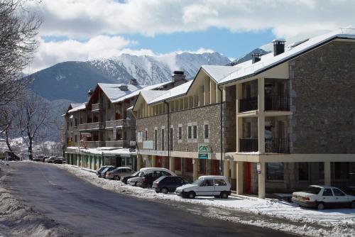 Clos Cerdan : Hotel near Mont-Louis