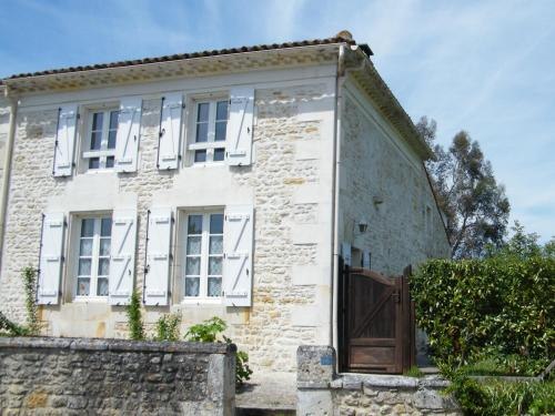 le petit gite de ma Cagouille : Guest accommodation near Cozes