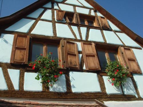 Gîte Aux P'tits Cœurs d'Alsace : Guest accommodation near Beblenheim