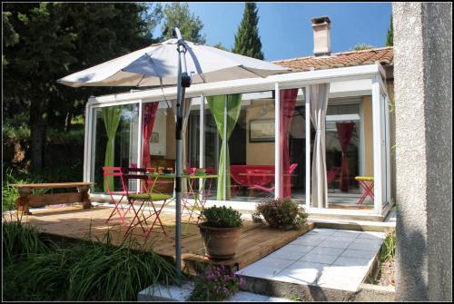 Gîte du Fenouil : Guest accommodation near Lézignan-Corbières