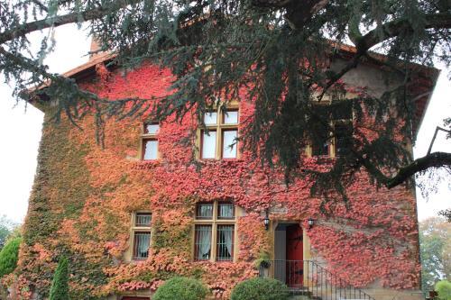 Chambres d'Hôtes Les Méneaux : Bed and Breakfast near Fleury-la-Montagne