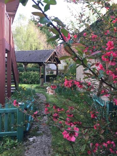 Le Plessis : Guest accommodation near Saint-Germain-de-Fresney