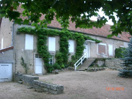 Maison DURIEUX : Guest accommodation near Lacanche