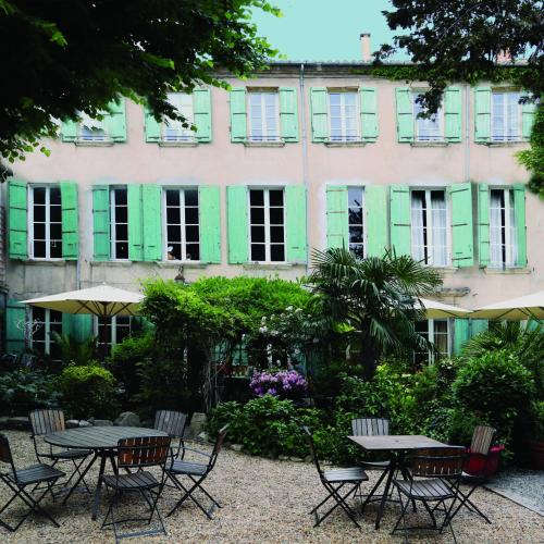 Maison de Fogasses : Luxury Apartments : Apartment near Avignon