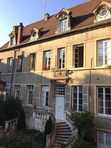 La Dame de Vix : Apartment near Dijon