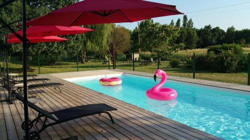 Kyriad Libourne Saint Emilion : Hotel near La Lande-de-Fronsac