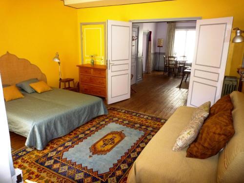 Chinon La Belle : Apartment near Thizay