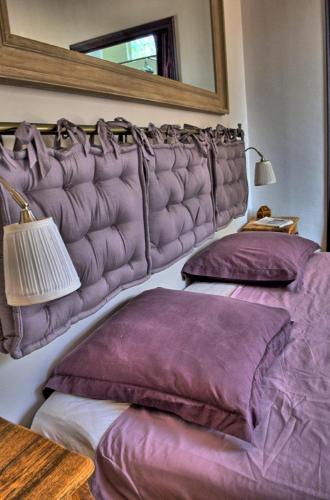 La Ribambelle : Bed and Breakfast near Clans