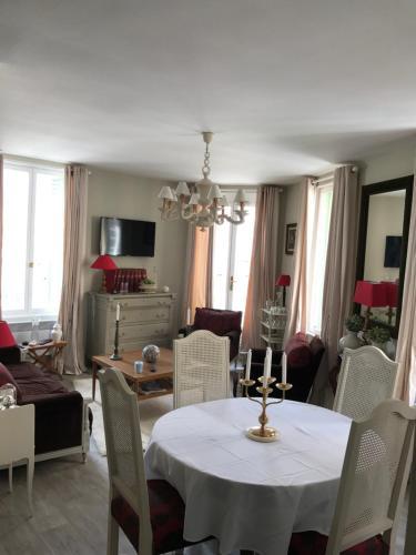 La Rieuse : Apartment near Mers-les-Bains