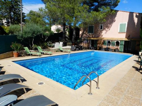 Le Rouge Gorge : Guest accommodation near Barjols