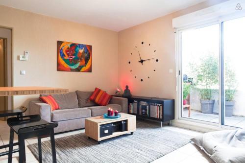 Joli 2 pièces, chaleureux et cosy : Apartment near Lavérune
