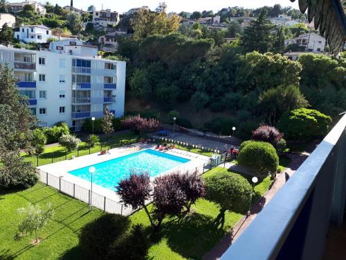 Jardin : Apartment near Mandelieu-la-Napoule