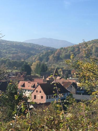 Les Chambres De L'atelier : Bed and Breakfast near Mollkirch