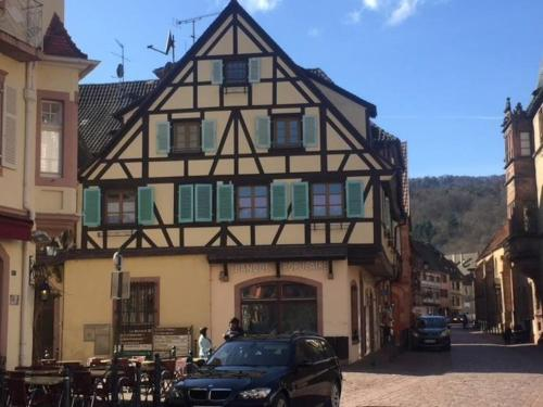 Coeur d'alsace : Apartment near Kaysersberg