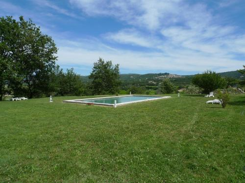 Campagne Judéon : Guest accommodation near Lacoste