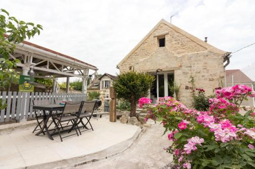 Carpe Diem du Vexin : Guest accommodation near Menouville