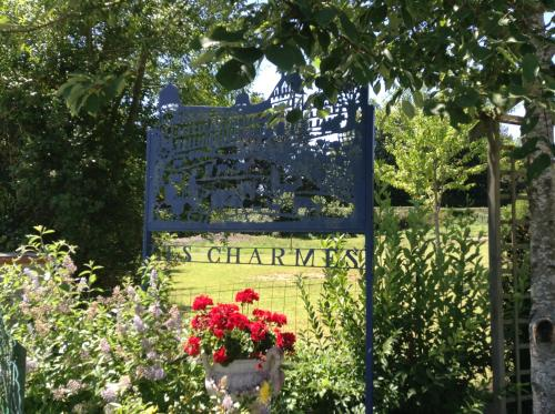 Les charmes : Bed and Breakfast near Veuil