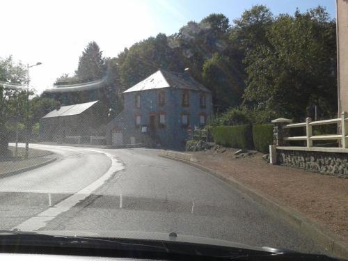 La Cantonniere : Guest accommodation near Tamnay-en-Bazois