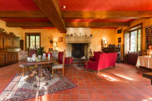 Moulin de Belle Isle : Bed and Breakfast near Pouilly-sur-Vingeanne