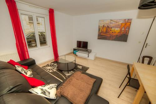Les Recollets : Apartment near Hans