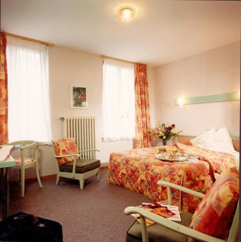 Hotel Restaurant Moderne Bellavi : Hotel near Keskastel