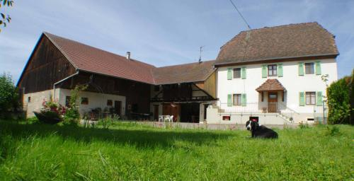 Chambres d'hotes Bairet : Bed and Breakfast near Heiwiller
