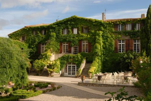 Château De Floure & Spa : Hotel near Fontiès-d'Aude