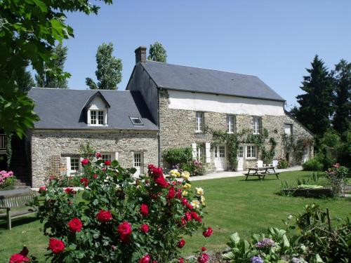 B&B La Beauconniere : Bed and Breakfast near Saint-André-de-l'Épine