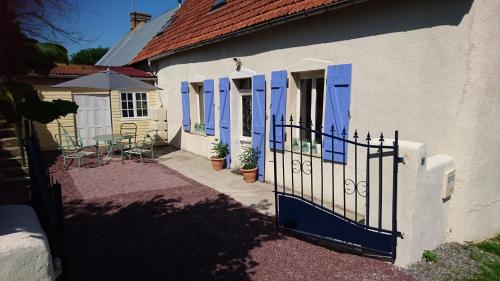Sainte-Anne Holiday Cottage : Guest accommodation near Carentan