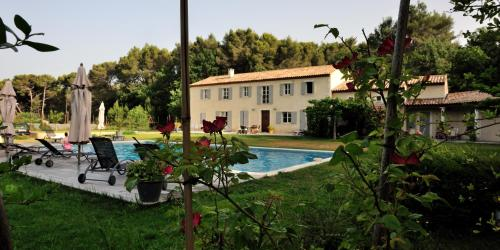 Mas De Lure : Guest accommodation near La Barben