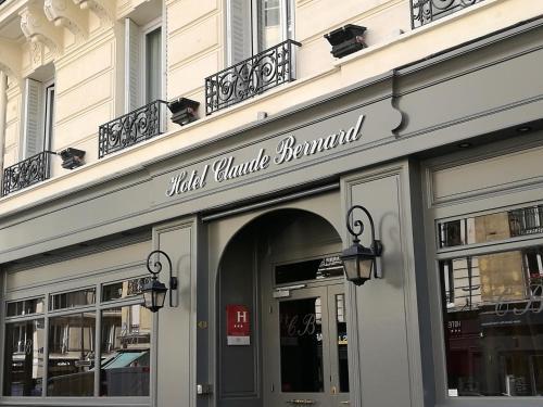 Hotel Claude Bernard Saint-Germain : Hotel near Paris 5e Arrondissement