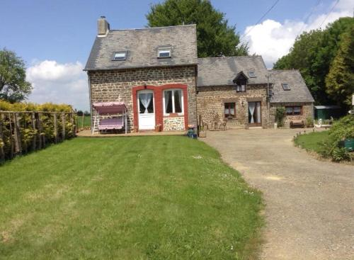 La Perruche : Guest accommodation near Fougerolles-du-Plessis