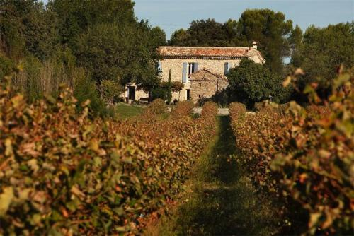Mas d'Alphonse : Bed and Breakfast near Cannes-et-Clairan