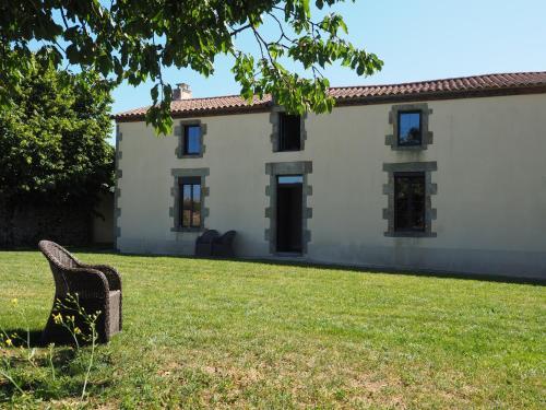 Les gites de La Landrière : Guest accommodation near Chambretaud