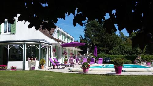 Le Point du Jour : Bed and Breakfast near Maninghen-Henne