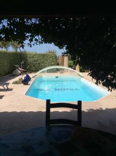 Le Mas de la Noria : Bed and Breakfast near Le Castellet