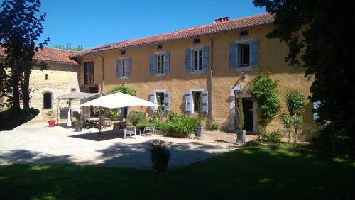 Le Clos Galan : Bed and Breakfast near Betpouy