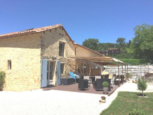 Le Moulin de Mayence : Bed and Breakfast near Plazac