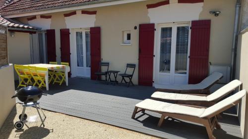 Belles Vacances : Guest accommodation near La Teste-de-Buch