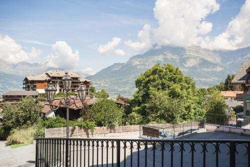 St. Gervais - Le bois des Fées 2 : Apartment near Passy