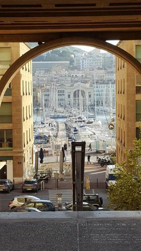 Marseille Vieux port : Apartment near Marseille 2e Arrondissement