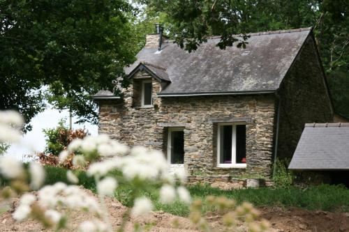 La Taberge : Guest accommodation near Saint-Ganton