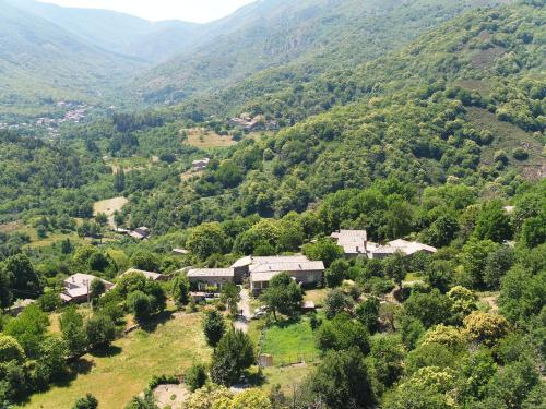 Le Mas De La Siffleuse : Guest accommodation near Borne