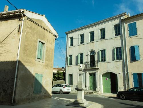 La Maison des Vendangeurs sur Mer : Apartment near Gruissan