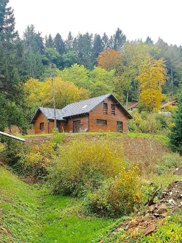 Chalet du champs des semeaux : Guest accommodation near Wildersbach
