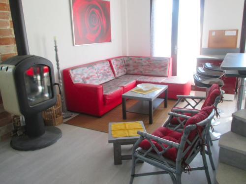 Maison Belle De Paradis : Guest accommodation near Lanton