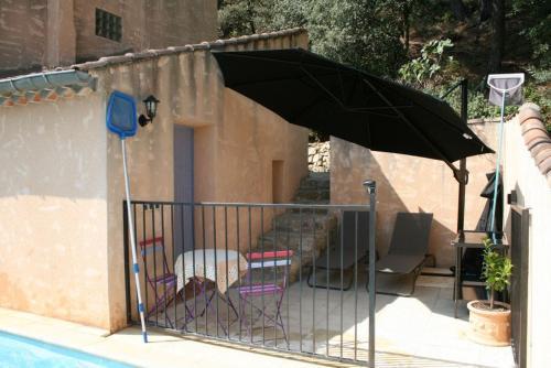 Gite au bonheur : Guest accommodation near Sarrians